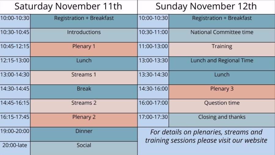 Leeds Timetable