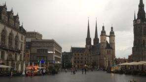 Marketplatz, Halle